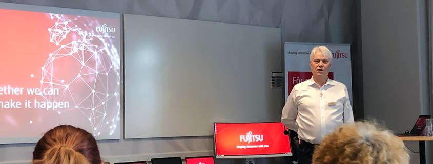 Fujitsu informerar om de senaste nyheterna