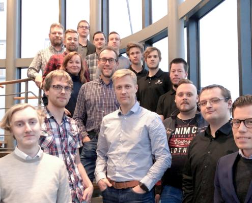 Diflex har genomfört en uppgradering av Vertical Positioning Group!
