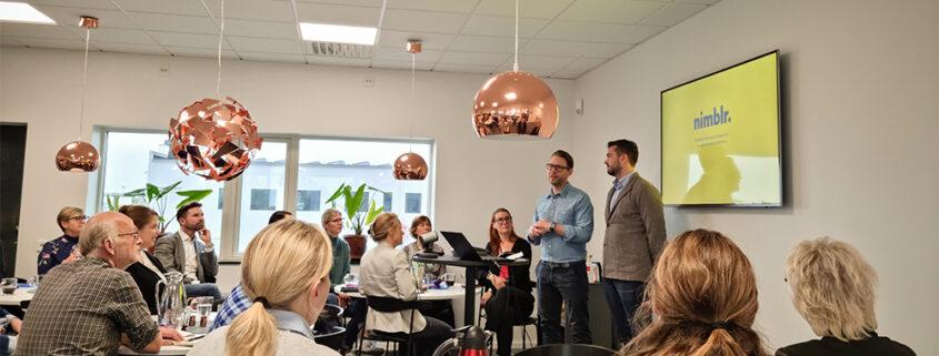 Diflex startar samarbete med Nimblr för att hjälpa företag med IT-säkerhet